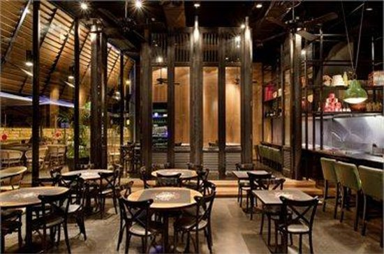 Giraffe noodle bar rishon lezion restaurant reviews for Food bar giraffe