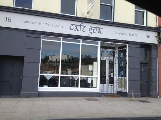 Cafe Goa: Mmm Tasty