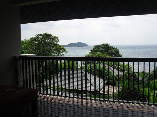 Sareeraya Villas & Suites: Sea View