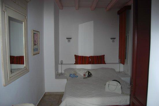 Arte & Mare Elia Mykonos Suites: notre chambre