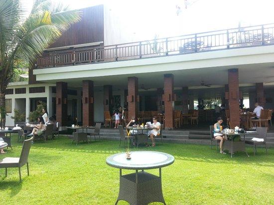The Samaya Bali Ubud: Scene Restaurant