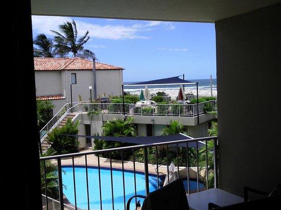 可伦宾海滩沙堡酒店照片