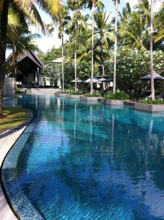 Twinpalms Phuket: Main pool at Twinpalms