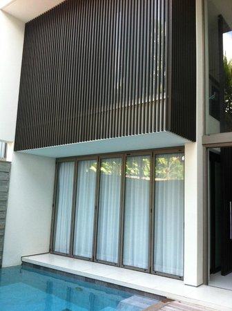 Twinpalms Phuket: Duplex Pool Suite 2 br
