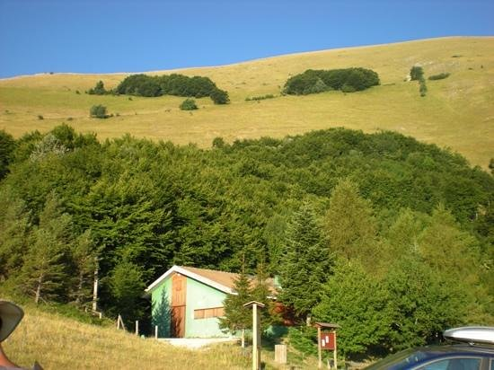 Monti Sibillini: Rifugio Città di Amandola