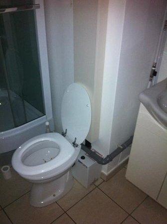 laureato bb bagno senza bidet con coperchio del vaso molto mobile doccia con step
