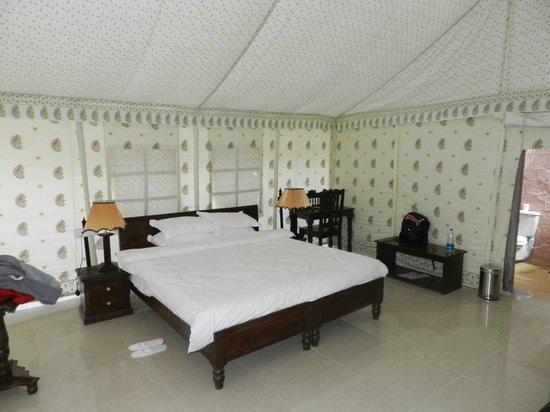Thar Oasis Resort & Camp : Vue chambre