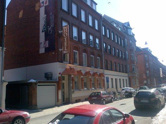 Hotel Domir : Hotel y alrededores