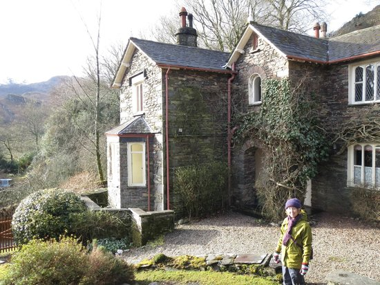 The Lancrigg: Kitty Crag (annexe house to hotel)