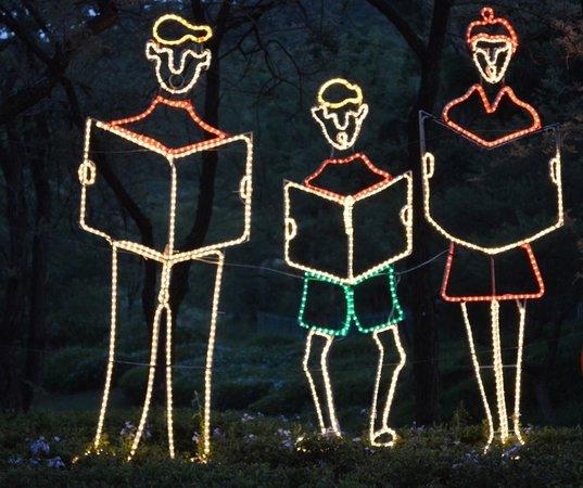 Cascades, Sun City: Christmas at the Sun