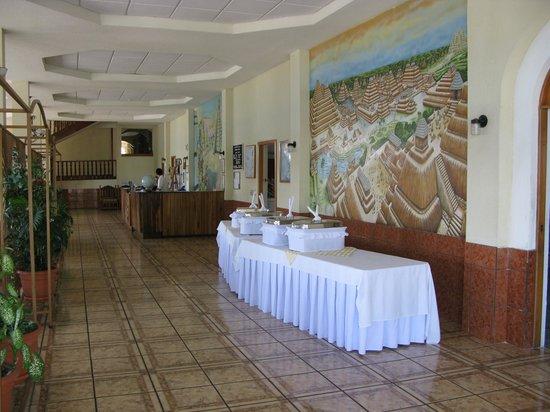 Gran Hotel De La Isla: Hotel foyer