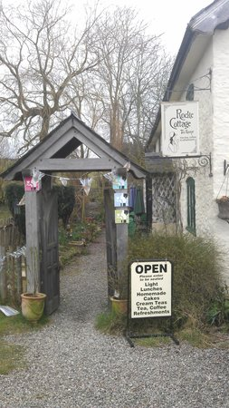 Rocke Cottage Tea Rooms Craven Arms