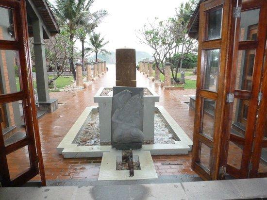 AVANI Quy Nhon Resort & Spa: Ausblick aus Meer