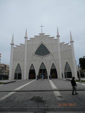 Plaza de Oriente: Sagrado Corazón