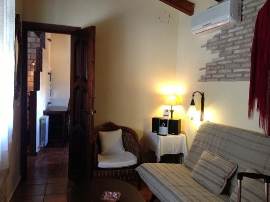 Arte Vida Suites & Spa: salon