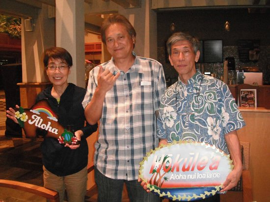 Oahu Van Charter Tours - AA Hawaii Tours: WITH MY SIGN-BOARD