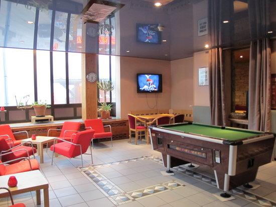 Hotel Des Neiges : Salon