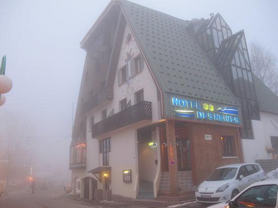 Hotel Des Neiges : les neiges
