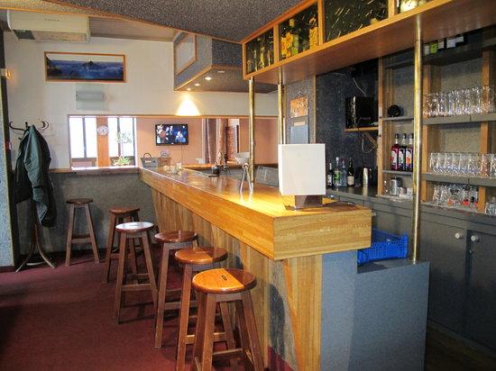 Hotel Des Neiges : Bar