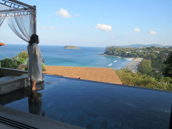 The Shore at Katathani: This is the view from your villa when you wake up