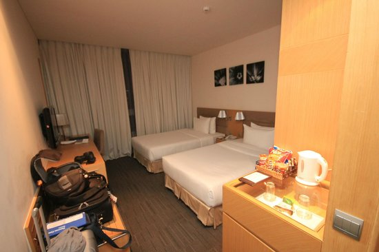 Liberty Central Saigon Centre Hotel: Zimmer 8110