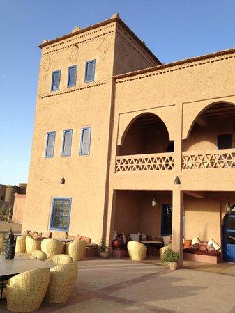 Hotel Kasbah Kanz Erremal: Dal deserto