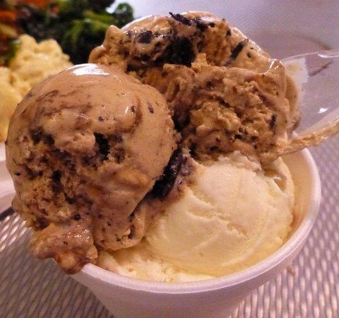 Hu La la Ice Cream: てんこ盛り