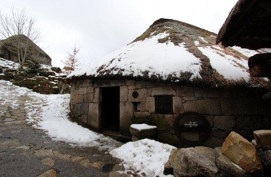 Palloza Museo Casa do Sesto: El exterior del museo
