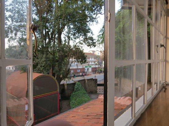 Southern Sun Mayfair Nairobi: la vue depuis la chambre 227