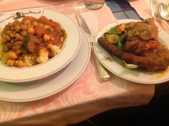 Etoile Marocaine : couscous royal