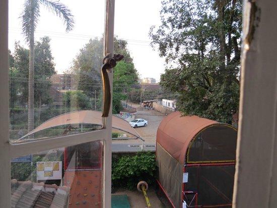 Southern Sun Mayfair Nairobi: chmabre 227 la vue