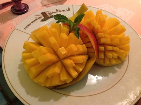 Etoile Marocaine : une mangue