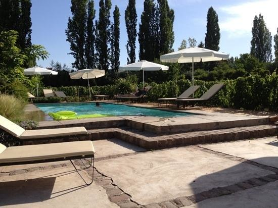 Finca Adalgisa Wine Hotel, Vineyard & Winery: oasis of calm