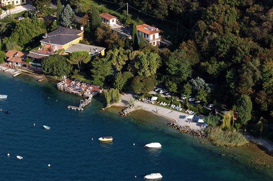 Hotel Garden Zorzi: Panoramic View