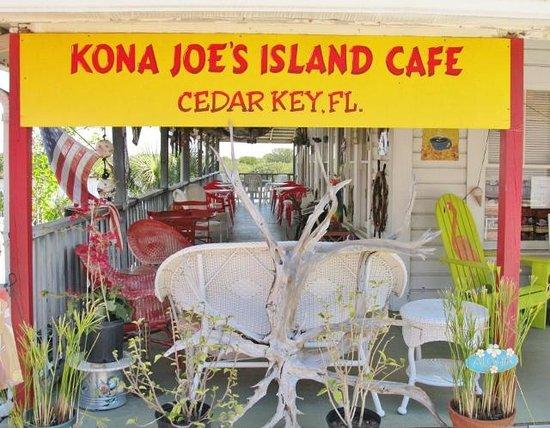 Kona Joe S Island Cafe