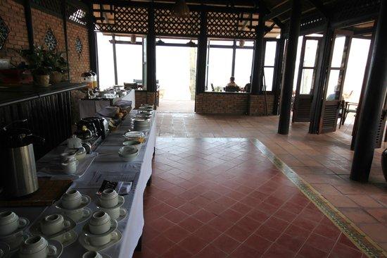 Mai House Resort: Frühstück