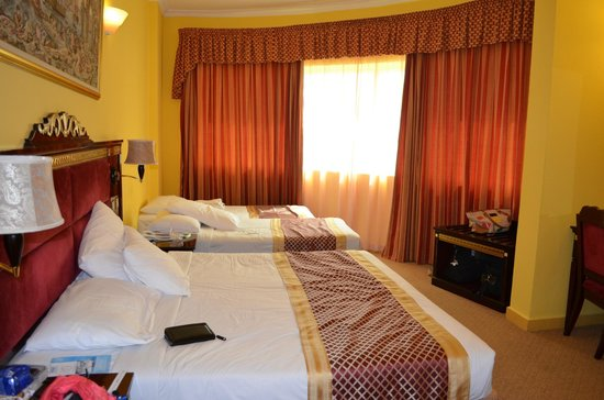Golden Tulip Thanyah Hotel Apartments: the room we stayed in