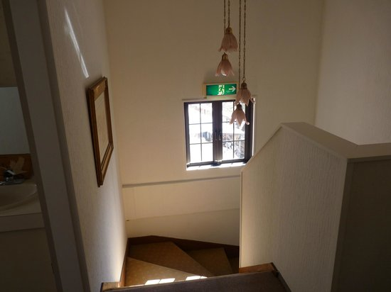 Nikko Park Lodge: staircase