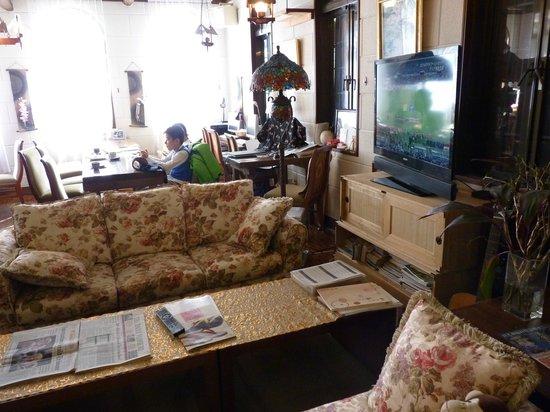 Nikko Park Lodge: dining area