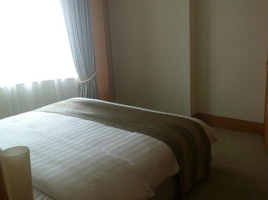 Metropark Hotel Causeway Bay Hong Kong: Bedroom