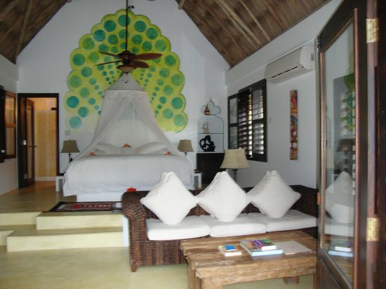 Matachica Resort & Spa: Inside the room