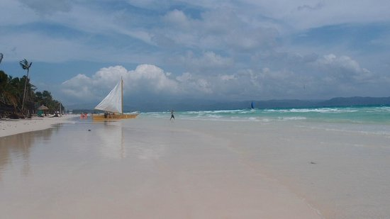 Punta Rosa Boutique Hotel: beach area