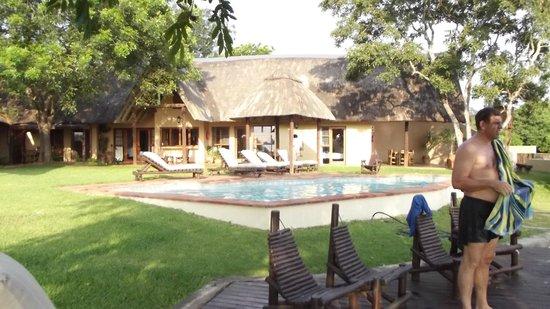 Buckler's Africa: deck