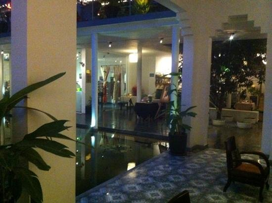 Plantation - urban resort & spa: Lobby