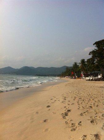 Buri Rasa Village Samui: Chaweng beach