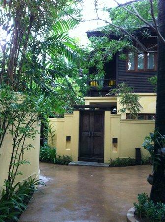 Buri Rasa Village Samui: Hotel grounds