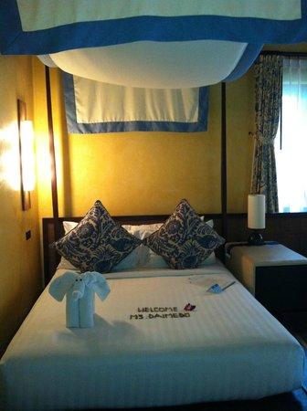Buri Rasa Village Samui: Nice bed