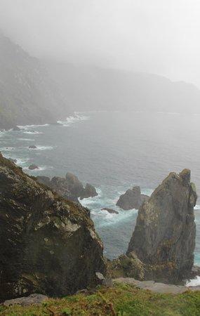Cabo Ortegal: Vista desde el cabo