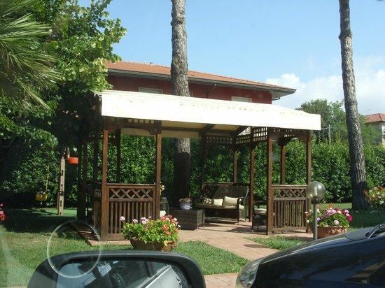 Hotel Virginia: Il giardino