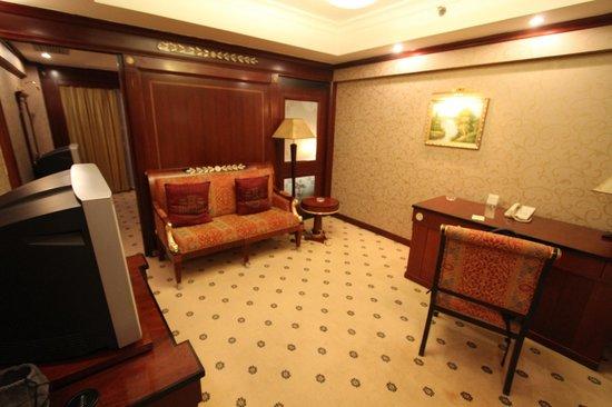Salvo Hotel Shanghai: Study area
